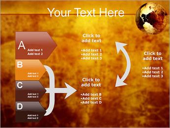 Carte antique Modèles des présentations  PowerPoint - Diapositives 16