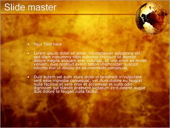 Mapa antiguo Plantillas de Presentaciones PowerPoint