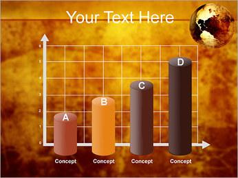 Carte antique Modèles des présentations  PowerPoint - Diapositives 21