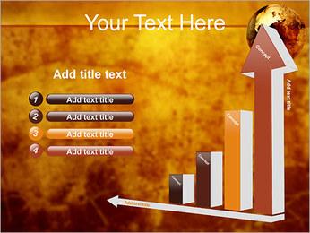 Carte antique Modèles des présentations  PowerPoint - Diapositives 6