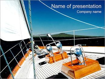 Парусное судно Шаблоны презентаций PowerPoint