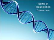 ADN spirale Modèles des présentations  PowerPoint