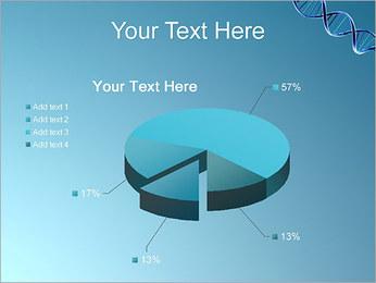 ADN spirale Modèles des présentations  PowerPoint - Diapositives 19