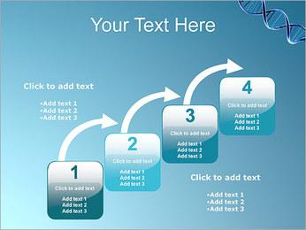 ADN spirale Modèles des présentations  PowerPoint - Diapositives 20