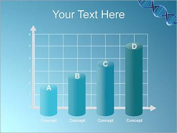 ADN spirale Modèles des présentations  PowerPoint - Diapositives 21