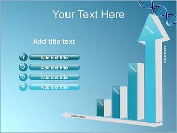ADN spirale Modèles des présentations  PowerPoint - Diapositives 6