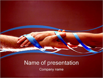 Tie the Fates PowerPoint Template