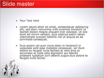 Business Speak PowerPoint Template - Slide 2