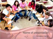 Studentenseminar PowerPoint-Vorlagen