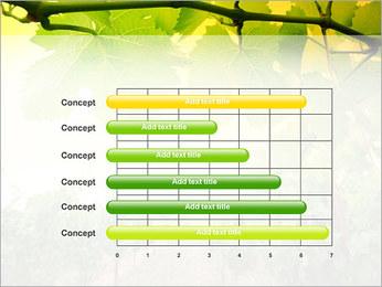 Vignoble Modèles des présentations  PowerPoint - Diapositives 17