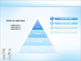 Conflito Modelos de apresentações PowerPoint - Slide 22