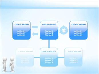 Conflito Modelos de apresentações PowerPoint - Slide 23