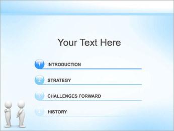 Conflito Modelos de apresentações PowerPoint - Slide 3