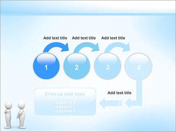 Conflito Modelos de apresentações PowerPoint - Slide 4