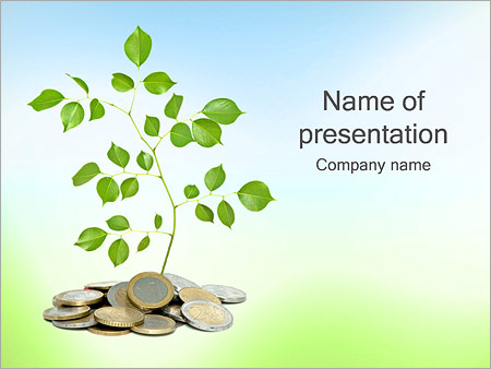 Money tree euro powerpoint template backgrounds id 0000001447 money tree euro powerpoint templates toneelgroepblik Gallery