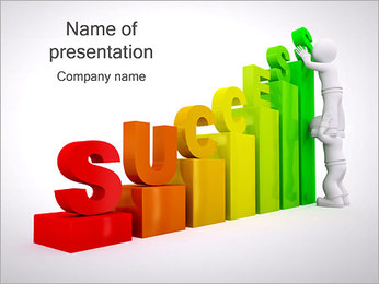 Build Success PowerPoint Template