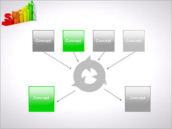 Construir o sucesso Modelos de apresentações PowerPoint - Slide 10
