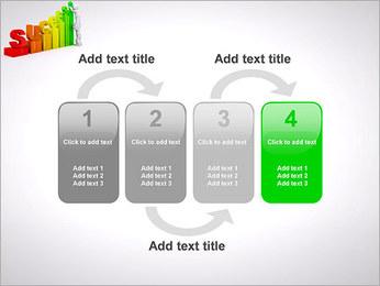 Construir o sucesso Modelos de apresentações PowerPoint - Slide 11