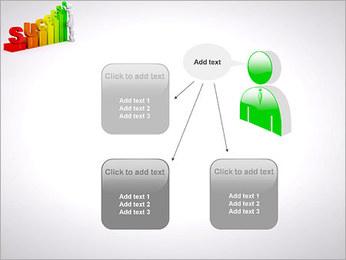 Construir o sucesso Modelos de apresentações PowerPoint - Slide 12