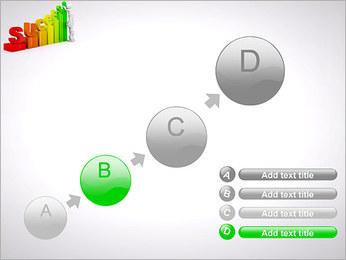 Construir o sucesso Modelos de apresentações PowerPoint - Slide 15