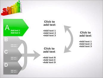 Construir o sucesso Modelos de apresentações PowerPoint - Slide 16