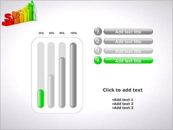 Construir o sucesso Modelos de apresentações PowerPoint - Slide 18