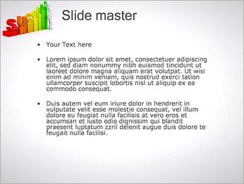 Construir o sucesso Modelos de apresentações PowerPoint - Slide 2