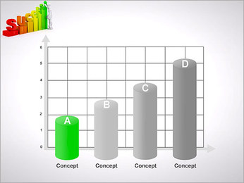 Construir o sucesso Modelos de apresentações PowerPoint - Slide 21