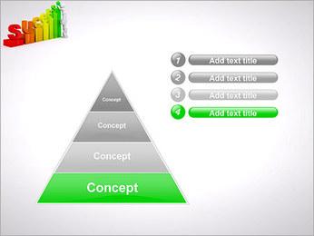 Construir o sucesso Modelos de apresentações PowerPoint - Slide 22