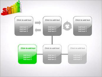 Construir o sucesso Modelos de apresentações PowerPoint - Slide 23