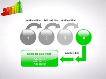 Construir o sucesso Modelos de apresentações PowerPoint - Slide 4