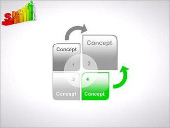 Construir o sucesso Modelos de apresentações PowerPoint - Slide 5
