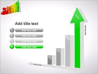 Construir o sucesso Modelos de apresentações PowerPoint - Slide 6