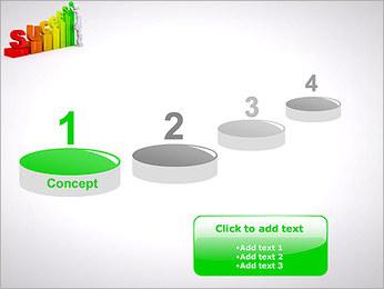 Construir o sucesso Modelos de apresentações PowerPoint - Slide 7