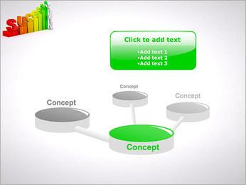 Construir o sucesso Modelos de apresentações PowerPoint - Slide 9