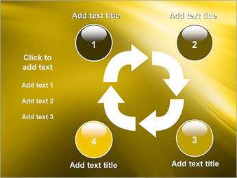 Golden Design PowerPoint Template - Slide 14