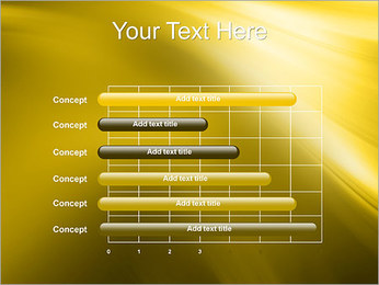 Golden Design PowerPoint Template - Slide 17