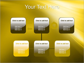 Golden Design PowerPoint Template - Slide 23