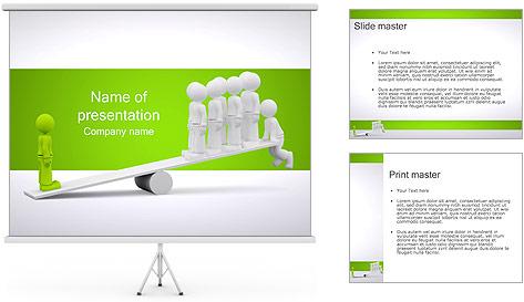 Equilíbrio Modelos de apresentações PowerPoint