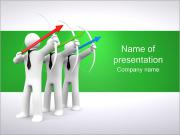 Business Archers PowerPoint Templates