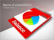 Year 2009 Balance PowerPoint Templates