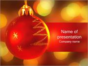 Holiday Decoration PowerPoint Templates