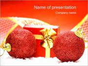 Christmas Gifts PowerPoint Templates