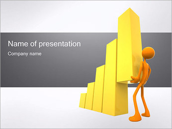 Combating the Crisis PowerPoint Template