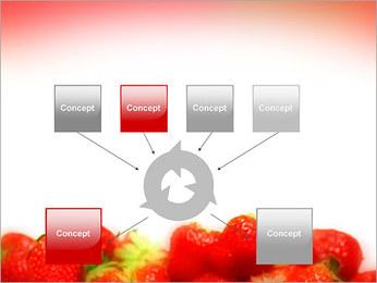 Fraise Modèles des présentations  PowerPoint - Diapositives 10