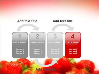 Fraise Modèles des présentations  PowerPoint - Diapositives 11