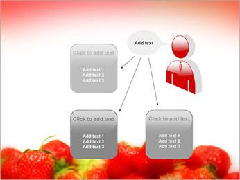 Fraise Modèles des présentations  PowerPoint - Diapositives 12