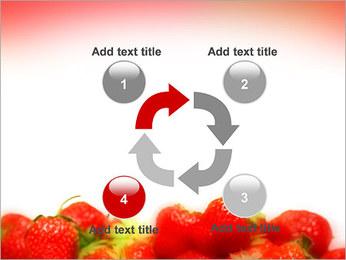 Fraise Modèles des présentations  PowerPoint - Diapositives 14