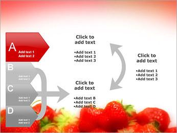 Fraise Modèles des présentations  PowerPoint - Diapositives 16