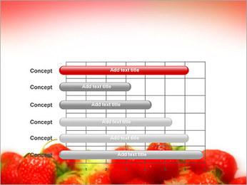 Fraise Modèles des présentations  PowerPoint - Diapositives 17